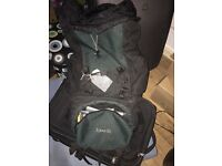 Gelert 85 litre X-plorer backpack