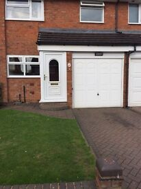 3 bed house to let Stechford
