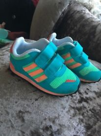 Kids addidas trainers
