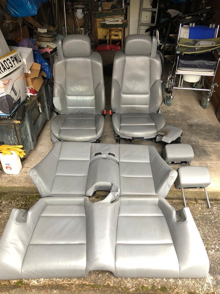 BMW e46 m3 seats