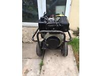 Yanmar diesel pressure washer Interpump cleaning