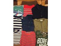 Boys aged 9-12 yrs clothes bundle