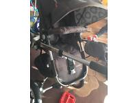 Cosatto 3wheeler buggy for sale