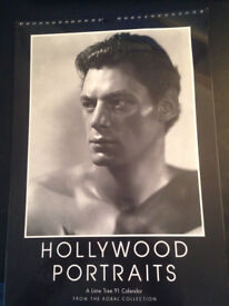 Hollywood Portraits - A Lime Tree 91 Calendar from the Kobal Collection