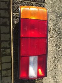 BMW E30 rear light lens only excellent condition