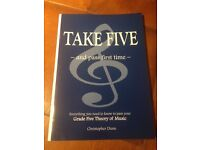 Take Five Grade 5 theory music book