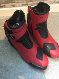 Pro first motorcycle boots