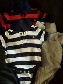 Short sleeve baby GAP bodysuit