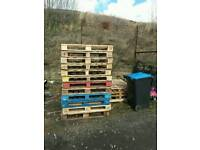 Wooden Pallets pallet wood shabby chic furniture