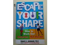 HEALTHY EATING AND EXERCISE BOOKS