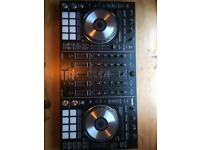Pioneer DDJ-SX2 dj panel decks