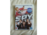SPY DVD