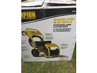 Champion Petrol Pressure Washer