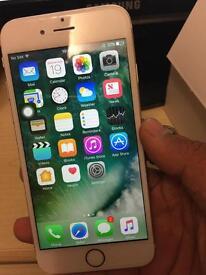 iPhone 6 128gb unlocked mint condition