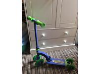 Children's first scooter