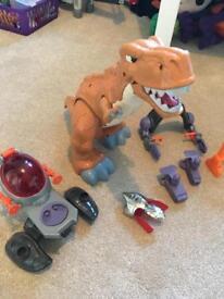 Imaginenext Fisher Price Dinosaur - Megarex