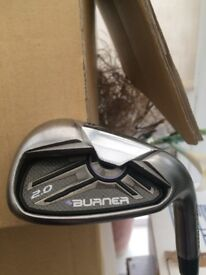 TAYLOR MADE LADIES BURNER WEDGE LIKE NEW. POSS P/X FOR PING PUTTER