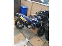 YAMAHA DT125R SM SUPER MOTO ( dt 125 dt125 Suzuki Honda sym ktm )