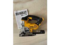 DeWalt DCS331N 18V XR Li-Ion Jigsaw