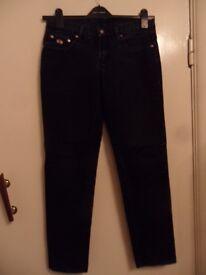 Petite Denim Jeans