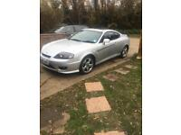 Hyundai coupe 2006 mileage 49000 no rust excellent