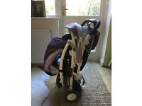 Chicco pushchair - excellent condition