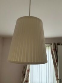 2 MYRHULT lamp shades 23cm - £3 each (£5 both)