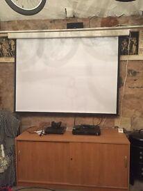 Sahara Projector Screen