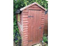 Garden shed 6x4