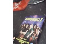 pitch perfect 2 DVD like new