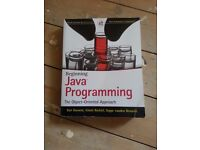 Java Programming - An object orientated approach