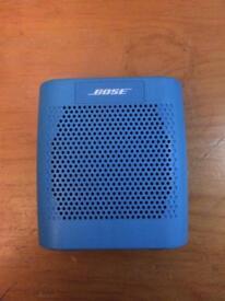 Bose Colour sound link Bluetooth speaker