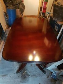 Dining Table Seat 6/8 People (NO CHAIRS)