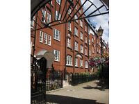 Westminster - Superb gated location. Large one bed flat with quality furnishings