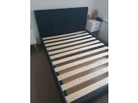 King Size Bed Frame with end draw