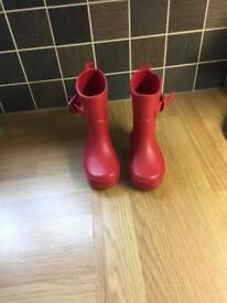 Wellies infant size 5