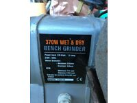 Wickes 370W Bench Grinder