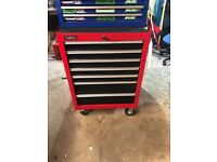 Tool chest full of tools with extras