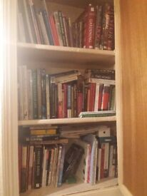 Book collection / vet books / animal expert books