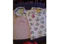 Great condition two Joules tops £10
