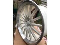 "Brand new genuine Audi 19"" 5x112 deep dish"