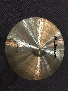Masterwork cymbale Ride 22 custom Pointer used/usagée