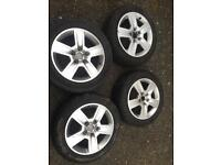 Wheels rims for Audi A4 b6 b7
