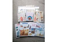 Dorling Kindersley Illustrated Books. £4 for the lot. Excellent condition