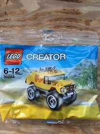 LEGO Creator Jeep set - NEW