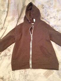 4-5 boys zip up jacket