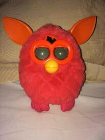Orange Furby