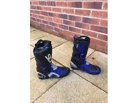 Ladies Motorbike Leathers, gloves and boots