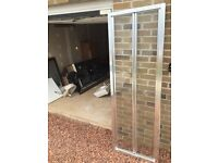 ***MIRA SHOWER SCREEN***ALMOST BRAND NEW***