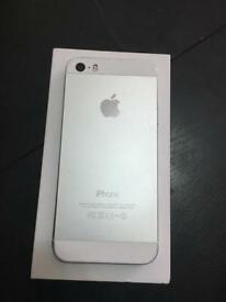 IPhone 5s 16gb Unlocked good condition